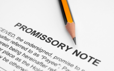 What Is a Promissory Note and When Should I Use One?